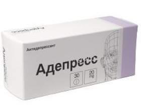 Адепресс фото