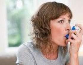 Алергічна (атопічна) бронхіальна астма фото
