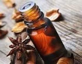 Анісова масло: застосування, властивості фото