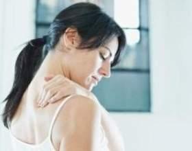 Біль під правою лопаткою - причини, лікування фото