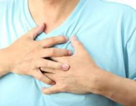 Болі в області серця, причини, симптоми, лікування фото