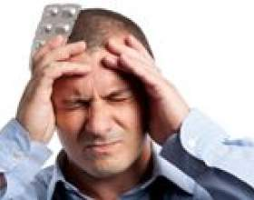 Болить голова після прийому алкоголю, як лікуватися? фото