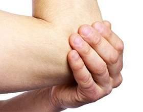 Бурсит ліктьового суглоба: симптоми і лікування фото