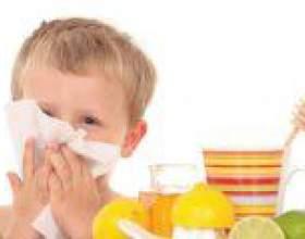 Чим лікувати нежить у дитини? фото