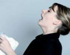 Чхання та нежить без температури, як лікувати? фото
