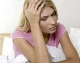 Що робити якщо голова болить після місячних? фото