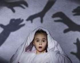 Що робити, якщо дитина боїться темряви? фото