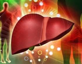Цироз печінки: симптоми фото