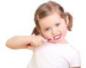 Дитяча зубна паста - як правильно вибрати? фото