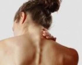 Домашнє лікування шийного остеохондрозу фото