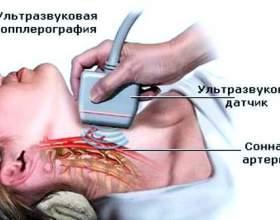 """Допплерографічеськоє (уздг) дослідження судин головного мозку та шиї С""""РѕС'Рѕ"""