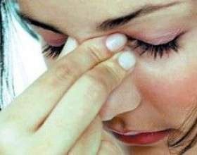 Якщо болить хрящ носа, що робити? фото