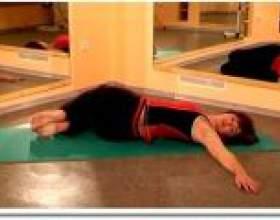 Гімнастика при грижі поперекового відділу хребта фото