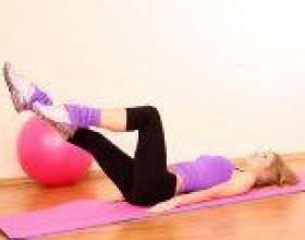 Гімнастика при грижі хребта фото