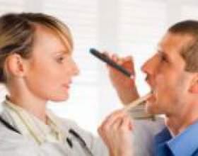 Гній з рота - причини, діагностика, лікування фото