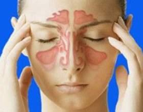 Гнійний гайморит, причини, симптоми, лікування фото