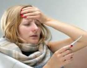 Головний біль і температура, причини, лікування фото