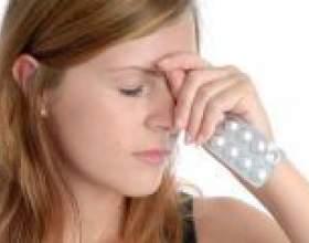 Головний біль в області очей: причини і лікування фото