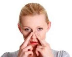 Головні болі після перенесеного гаймориту, лікування фото