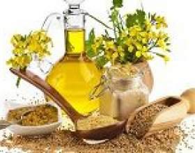 Гірчичне масло: властивості, користь і шкода, протипоказання фото