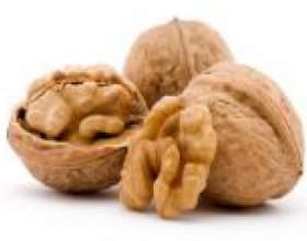 Волоський горіх: користь і шкода, корисні властивості фото