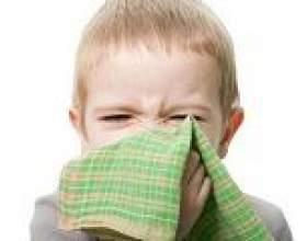Густі соплі у дитини, ніж лікувати? фото