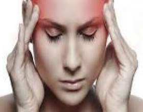 Хронічний головний біль, причини, лікування фото