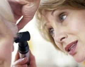 Хронічний отит - середній, гнійний, лікування хронічного отиту фото