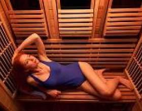 Інфрачервона сауна: користь і шкода фото