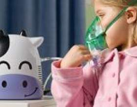 """Інгаляції для дитини при болях в горлі С""""РѕС'Рѕ"""