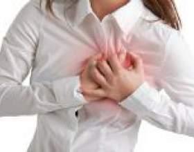 Ішемія серця: причини, симптоми, лікування фото