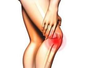 Через що болить колінний суглоб? фото
