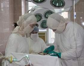 Екстрена хірургічна допомога фото