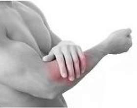 Епікондиліт ліктьового суглоба: причини, симптоми, лікування фото