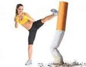 Як кинути курити і не набрати зайву вагу? фото