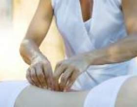 Як робити масаж при остеохондрозі? фото