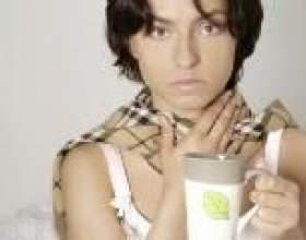 Як лікувати горло народними засобами? фото