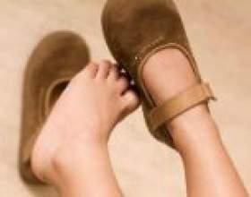 Як вибрати дитячу ортопедичне взуття? фото