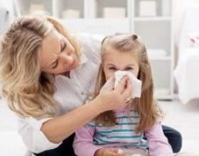 Як вилікувати нежить у дитини? фото