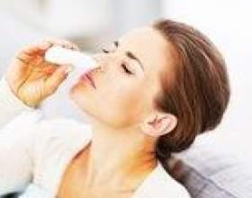 Які краплі в ніс можна при вагітності? фото