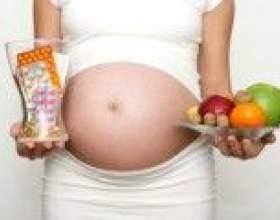 Які вітаміни пити при вагітності? фото