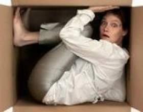 Клаустрофобія: причини, симптоми, лікування фото