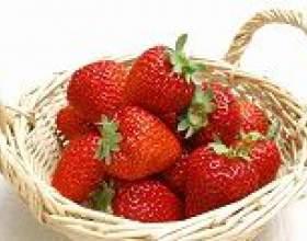 Полуниця садова - калорійність, користь, шкода фото