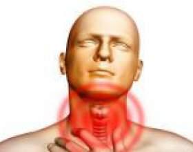 Комок в горлі. Причини і лікування фото
