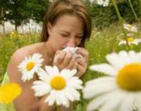 Лікування алергії народними засобами фото