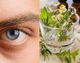 Лікування глаукоми травами фото