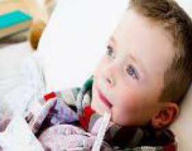 Лікування застуди у дітей фото
