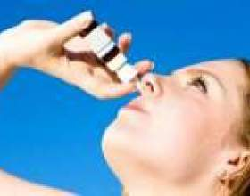 Лікування синуситу у дорослих фото