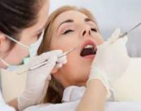 Лікування зубів при підвищеному блювотний рефлекс фото