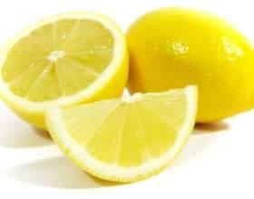 Лимонний сік від прищів - ефективний натуральний засіб фото